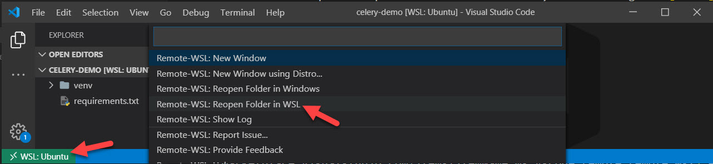 Windows-WSL